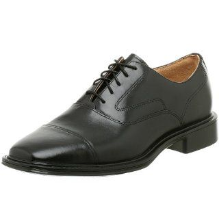 Rockport Mens Fetterman Oxford,Black,10.5 XW Shoes