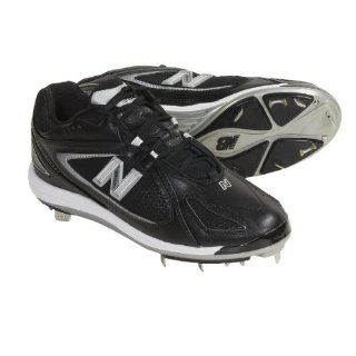 New Balance 1101 Baseball Cleats (For Men)   BLACK Shoes