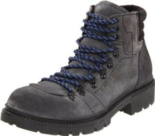 Kenneth Cole Reaction Mens Lug Nut S Hiking Boot Shoes