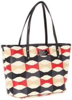 Kate Spade New York Abstract Signatur Small Harmony Tote