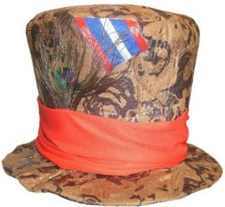 Mad Hatter Hat Clothing