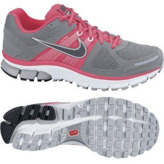 28 RUNNING SHOES 6.5 (COOL GREY/ANTHRACITE/SOLAR RED/WOLF GREY) Shoes