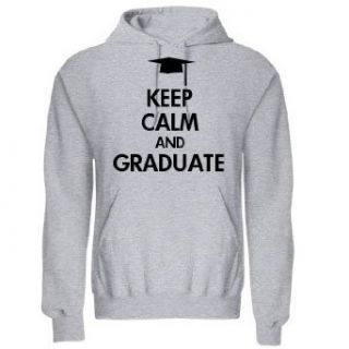 Keep Calm And Graduate Custom Unisex Gildan Heavy Blend