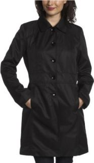 Kenneth Cole Reaction Womens Boned Polyester Jacket,Black