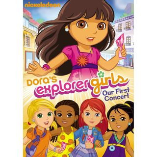 Dora The Explorer Doras Explorer Girls (DVD)