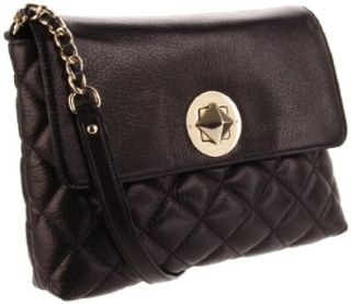 Spade New York Gold Coast Charlize Shoulder Bag,Black,One Size Shoes