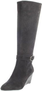 AK Anne Klein Womens Soppa Boot Shoes