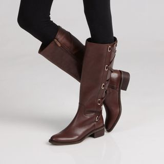 BCBGeneration Janiss Leather Knee high Boots