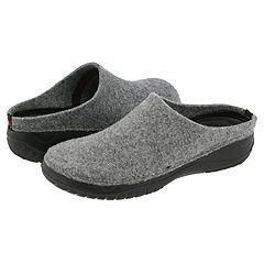 Woolrich Cane Creek Clog  Womens Light Grey Slippers