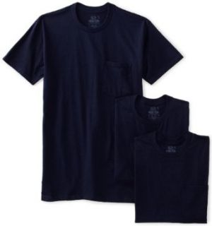 Fruit of the Loom Mens Work Gear Pocket Tee Clothing