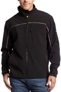Caterpillar Mens Soft Shell Jacket Clothing
