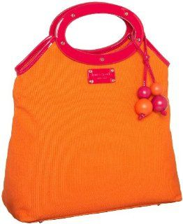 Kate Spade Condesa Ida Tote,Tangerine,one size Shoes