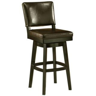 Richfield 26 inch Wood Swivel Counter Stool