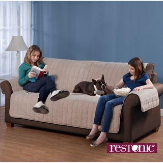 Restonic Waterproof Laminate Sofa Furniture Protector