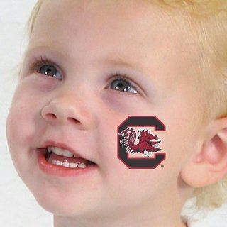 South Carolina Gamecocks Temporary Tattoos  Sports