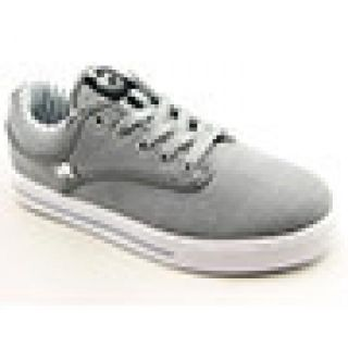 Vlado Youth Kids Boyss Spectro 3 Lo Gray Oxfords (Size 6)