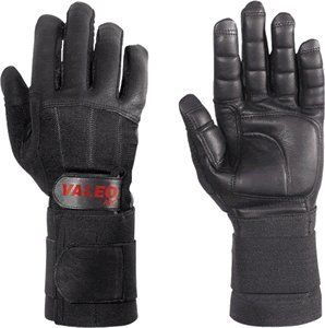Full Finger Anti Vibration Gloves with Wrist Wrap Sports
