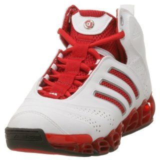 Mens a3 Artillery Basketball Shoe, White/Red/Black, 6.5 M Shoes