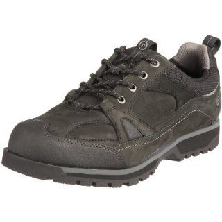 Rockport Mens Eagle Woods Lace up Oxford,Black Nubuck,7 M US Shoes