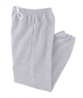 Gildan 9.3 oz Ultra Blend 50/50 Sweatpants 12100 grey