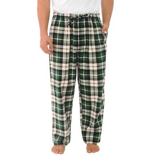 Mens Cotton Flannel Pajama Pants