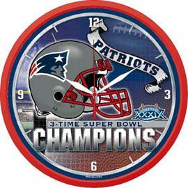 New England Patriots NFL Football Super Bowl XXXIX