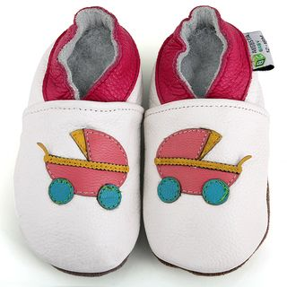 Baby Buggy Soft Sole Leather Baby Shoes