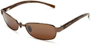 Maui Jim   Kala Gloss Brown/HCL Bronze Sunglasses in Nylon