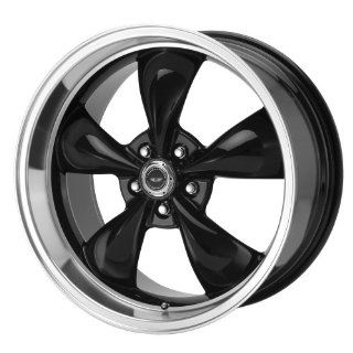 American Racing Torq Thrust M AR105M Gloss Black Wheel with Machined
