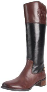 Etienne Aigner Womens Chip Riding Boot Shoes
