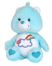 Care Bears Bashful Heart Bear Beanie Toys & Games