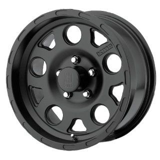 XD Series Enduro XD122 Matte Black Wheel (16x8/6x5.5)