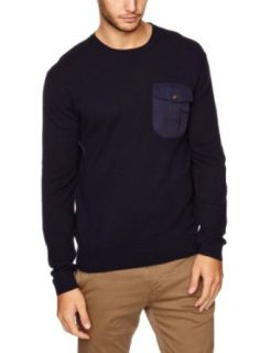 French Connection Mens Harvest Crew Neck Sweater