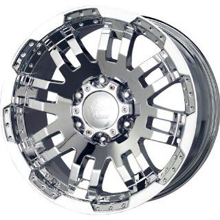 Vision Warrior 375 Chrome Wheel (17x8/5x127mm)