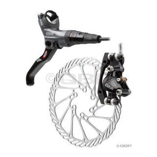 Avid Elixir CR X.9 Hydraulic Disc Brake 160mm Front Gray