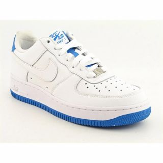 Nike Youth Kids Boyss Air Force 1 (GS) White Athletic (Size 5