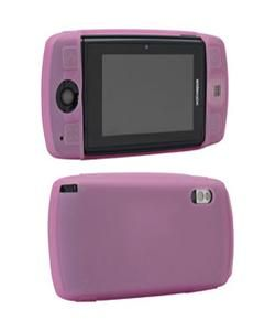 Mobile Sidekick LX Pink Silicone Skin Case