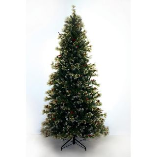 Good Tidings Icelandic Fir 500 Clear 7.5 foot Christmas Trees