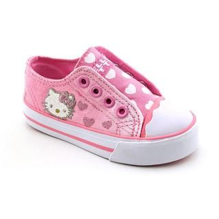 Hello Kitty Girls Lil Madison Fabric Athletic Shoe