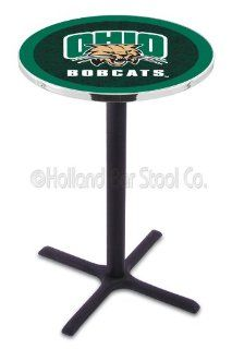 Ohio Bobcats University L211 Pub Table