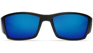 New Costa Del Mar Corbina 580G Black/Blue Mirror Lens 60mm