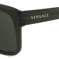 Versace Mens VE4179 Rectangular Sunglasses