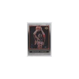 Michael Jordan Chicago Bulls (Trading Card) 2007 Upper Deck National