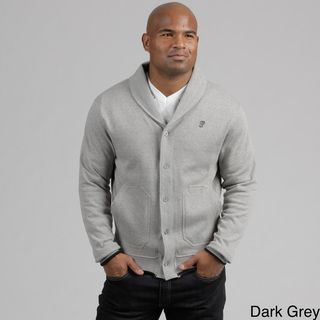 South Pole Mens Shawl Collar Cardigan Sweater