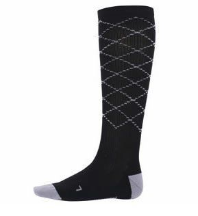 Zensah Compression Socks for Men in Argyle Health