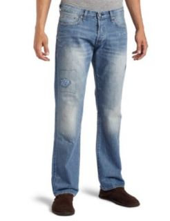 Lucky Brand Mens 221 Slim Straight in Ol Bushido Clothing