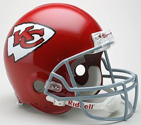 Kansas City Chiefs NFL 1963 73 Throwback Pro Line Helmet