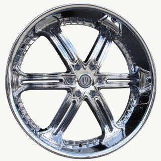 Versante VE226 226 Wheels Rims 26X9.5 Chrome Wheels ESCALADE F150