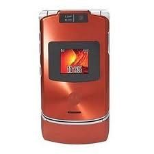 Motorola RAZR V3xx Unlocked Phone with Tri Band GSM, 3G, 1