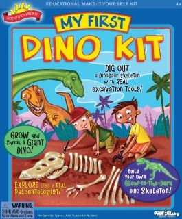 POOF Slinky 0SA227 Scientific Explorer My First Dino Kit